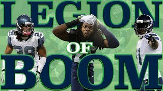 The Legion of BOOM Official Highlight Reel   NFL Highlights