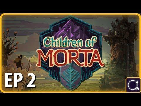 CHILDREN OF MORTA | Speedy | Ep 2 | Full Release Gameplay!