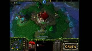 Remind (NE) vs Romantic (HU) - G3 - WarCraft 3 - WC1865