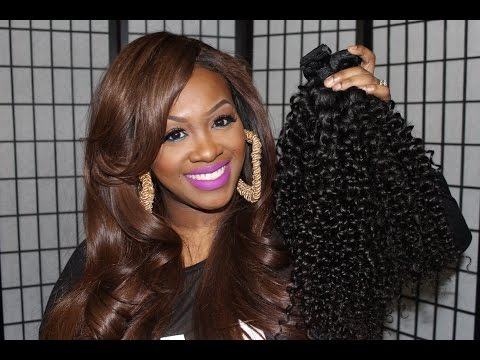 BRAZILIAN CURLY FIRST LOOK