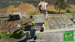 PLAYERUNKNOWN'S BATTLEGROUNDS 2018 11 14   02 27 14 190 DVR