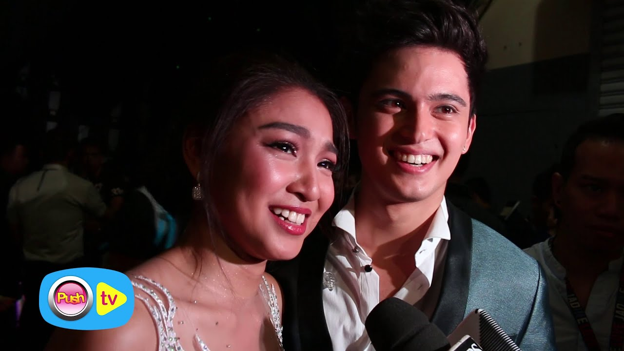 James Reid and Nadine Lustre are a couple