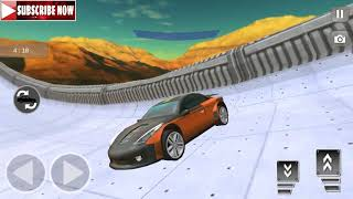 Beamng drive Jumps | Extreme GT car stunts  Level 9 10 11 Gameplay