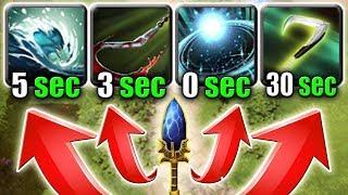 Quadruple Aghanim's Upgrade [Pudge Hook + OD Astral + Necro Ulti] Dota 2 Ability Draft