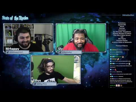 State of the Realm #226 - Patch 5.1 Spoilercast & First Impressions