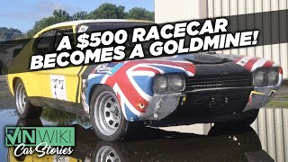 The only time someone made money racing