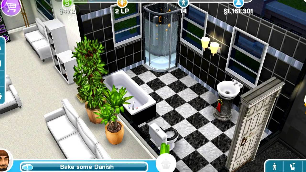 Sims freeplay house design youtube - Sims freeplay designer home ...