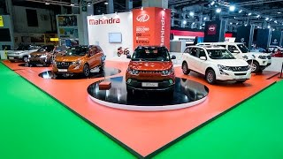 Mahindra models - First look, Inside, Engine and Details