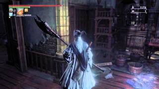 Bloodborne - Iosefka´s Clinic Cainhurst Summons and One Third of Umbilical Cord