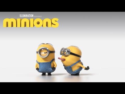 Minions - Stuart & Dave (HD) - Illumination
