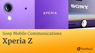 Test: Sony Xperia Z | BestBoyZ