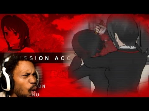 ON A MISSION AND I'M COMING FOR YA NECK BOI   Yandere Simulator #20 (Mission Mode Update)