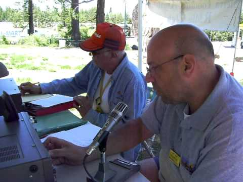 Sierra Foothills Amateur Radio CLub Field Day 2011