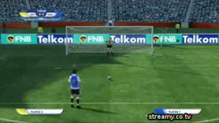 2010 FIFA World Cup Penalty Kick Tutorial  HD  Extended
