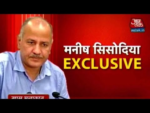Exclusive: Delhi Deputy CM Manish Sisodia On Clampdown On Private Schools