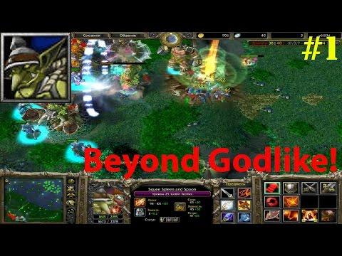 DoTa 6.83d - Miner, Goblin Techies ★ Beyond GODLIKE! #1