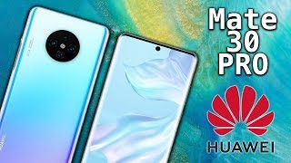 Huawei Mate 30 Pro Circular Camera Changes Everything!