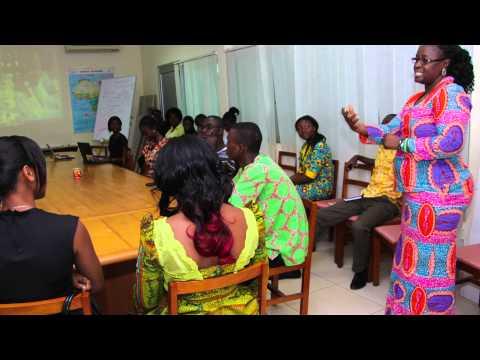 Ghana Research Academy for Women(GRA-W) (CGI U 2014)