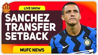 Sanchez Bid Rejected! Sancho Transfer Latest! Man Utd Transfer News