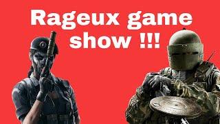 Raimbow six siège - Rageux game show #1