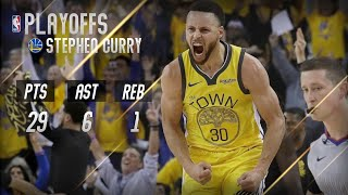 Stephen Curry - Full Highlights Vs angeles Clippers - Game 2 - Playoffs 2019 - (16/04/2019)