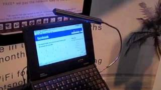 Datawind UbiSurfer WIN CE Launched at the Gadget Show 2010 -