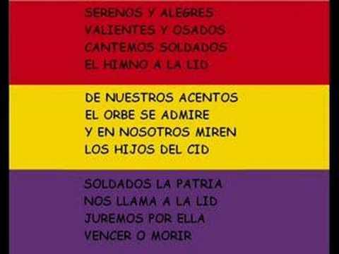 Himno de la República Española
