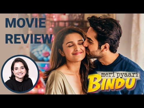 Meri Pyaari Bindu   Movie Review   Anupama Chopra