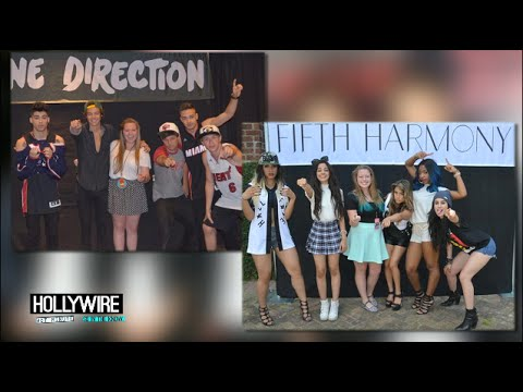 One Direction Vs. Fifth Harmony: Best Fan Moment?!