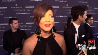 video Tessanne Chin of The Voice loves China and New York & proud of Adam Levine