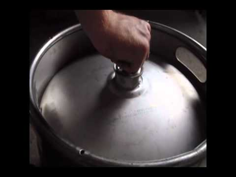 Beer kegs for workout homemade! tool strongest man!