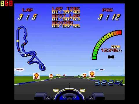 NIGEL MANSELL´S -SuperNintendo-Melhor jogo de F1 By Alberto