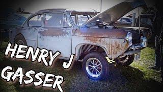Bad-A$$ Gasser Survivor (Henry J Drag Car)