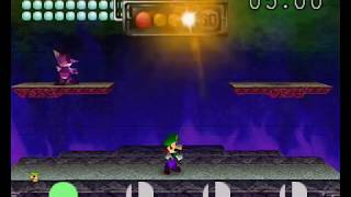 スマブラ64 ~ Luigi 1P Mode Very Hard (TAS)