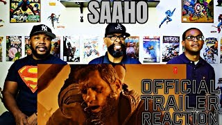 Saaho Official Trailer Reaction