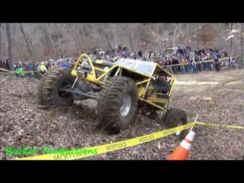 Arther Crabtree In The Yellow Jacket Piney Grove Offroad Speed Hill 3-23-13