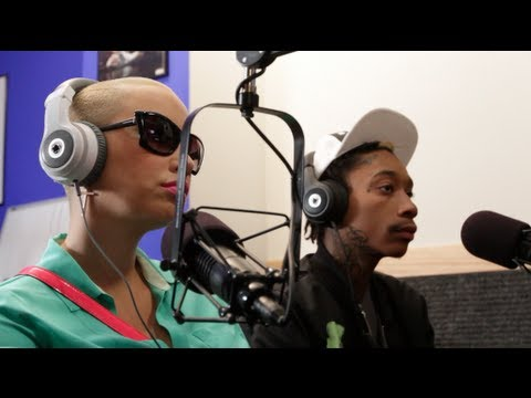 Wiz Khalifa & Amber Rose ready for parenthood, Juicy J collab, O.N.I.F.C., + more w/ DJ Skee. Pt. 1