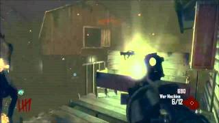 Game Character Lets Play: TF2 Sniper Plays Black Ops II Zombies Farm