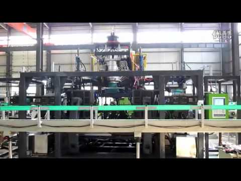 FT250R 25L double station double layer fully automatic molding machine