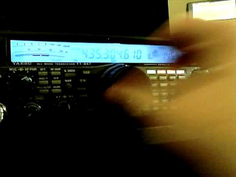 AO-51 Amateur Radio Satellite 12/30/09