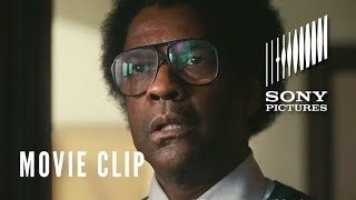 "ROMAN J. ISRAEL, ESQ. Movie Clip - ""Hope Don't Get the Job Done"""