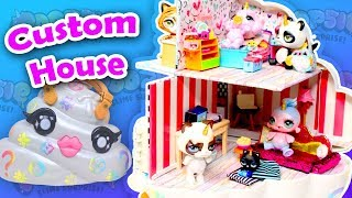 Poopsie Pooey Puitton Doll-House