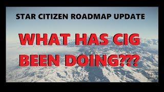 Star Citizen Roadmap Update - CIG has been stuck for 3 weeks