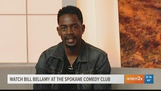 Spokane Comedy Club: Bill Bellamy