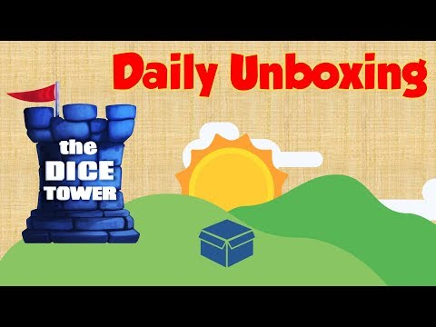 Daily Game Unboxing - May 18, 2018