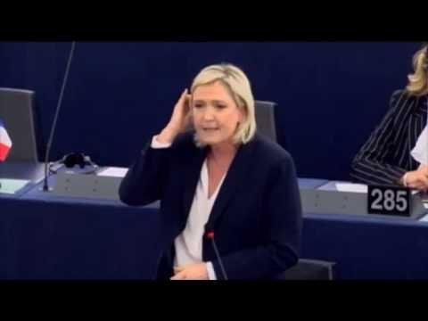 Marine Le Pen sur les conclusions du dernier sommet européen sur le Brexit