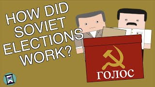 How did Soviet Elections Work? (Short Animated Documentary)