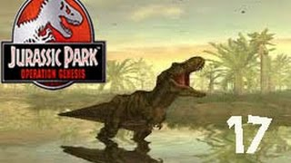 Jurassic Park Operation Genesis #17 - Adding In Our Own site B