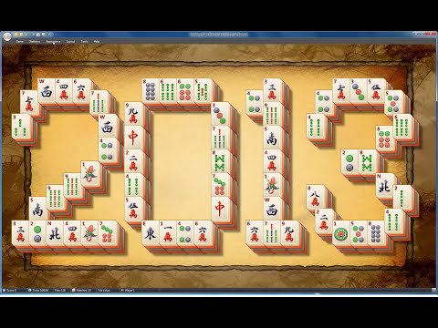 New MahJong Suite 2013 v10.0 has been released! (February 25, 2013)