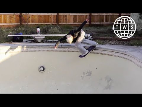 Backyard Barging Episode 6 | Renegade Pool Skating